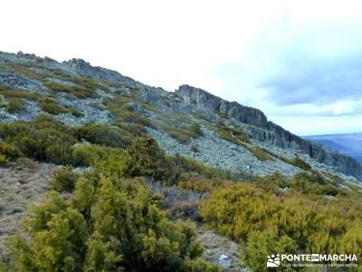 Sierra Alto Rey - Peña Mediodía; asociacion senderismo madrid; grupos para hacer senderismo;botas